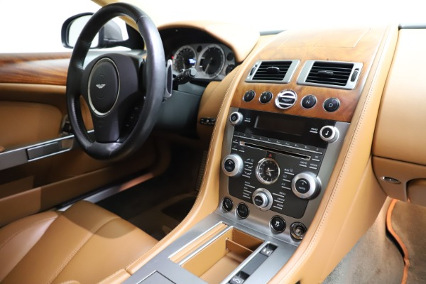 Used 2012 Aston Martin DB9 for sale Call for price at Alfa Romeo of Greenwich in Greenwich CT 06830 18