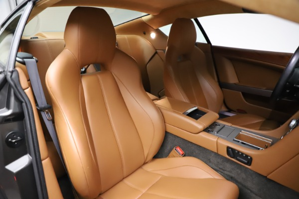 Used 2012 Aston Martin DB9 for sale Call for price at Alfa Romeo of Greenwich in Greenwich CT 06830 19