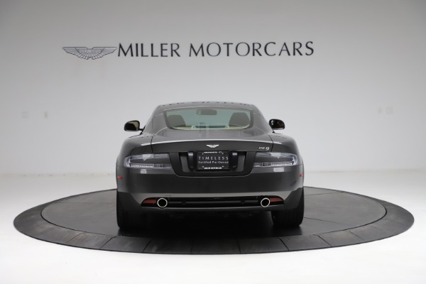 Used 2012 Aston Martin DB9 for sale Call for price at Alfa Romeo of Greenwich in Greenwich CT 06830 5