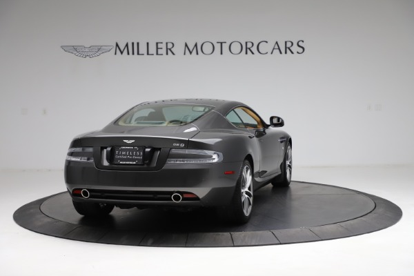 Used 2012 Aston Martin DB9 for sale Call for price at Alfa Romeo of Greenwich in Greenwich CT 06830 6