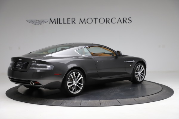 Used 2012 Aston Martin DB9 for sale Call for price at Alfa Romeo of Greenwich in Greenwich CT 06830 7