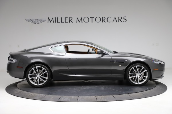 Used 2012 Aston Martin DB9 for sale Call for price at Alfa Romeo of Greenwich in Greenwich CT 06830 8