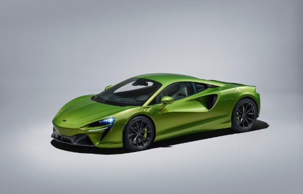 New 2021 McLaren Artura for sale Call for price at Alfa Romeo of Greenwich in Greenwich CT 06830 1