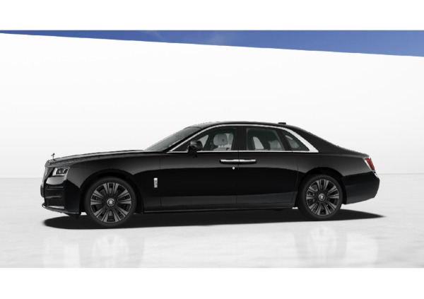 New 2021 Rolls-Royce Ghost for sale $378,350 at Alfa Romeo of Greenwich in Greenwich CT 06830 2