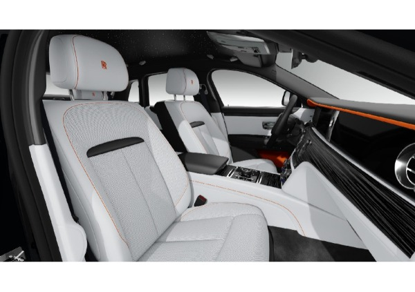 New 2021 Rolls-Royce Ghost for sale $378,350 at Alfa Romeo of Greenwich in Greenwich CT 06830 5