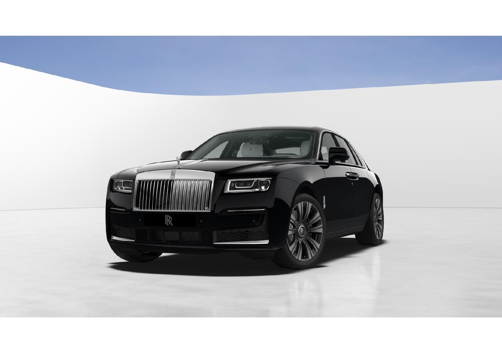 New 2021 Rolls-Royce Ghost for sale $378,350 at Alfa Romeo of Greenwich in Greenwich CT 06830 1