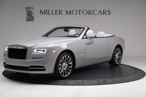 New 2021 Rolls-Royce Dawn for sale $405,850 at Alfa Romeo of Greenwich in Greenwich CT 06830 3