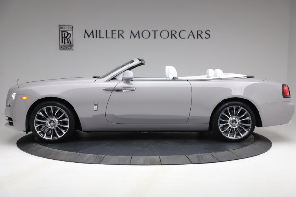 New 2021 Rolls-Royce Dawn for sale $405,850 at Alfa Romeo of Greenwich in Greenwich CT 06830 4
