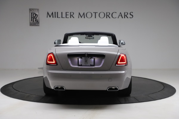 New 2021 Rolls-Royce Dawn for sale $405,850 at Alfa Romeo of Greenwich in Greenwich CT 06830 7