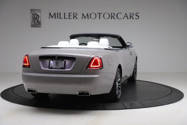 New 2021 Rolls-Royce Dawn for sale $405,850 at Alfa Romeo of Greenwich in Greenwich CT 06830 8