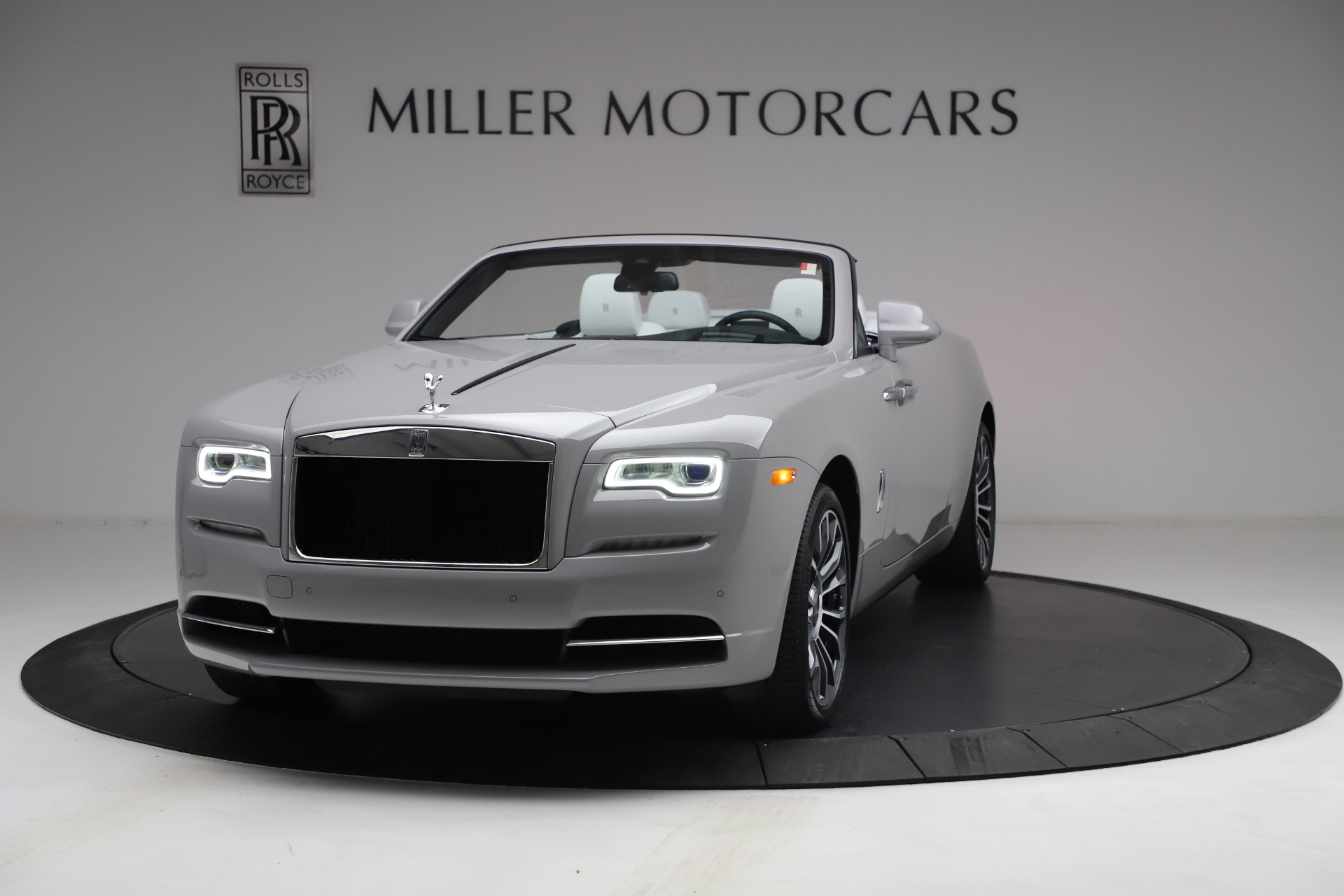 New 2021 Rolls-Royce Dawn for sale $405,850 at Alfa Romeo of Greenwich in Greenwich CT 06830 1