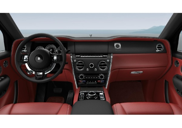 New 2021 Rolls-Royce Cullinan for sale $383,850 at Alfa Romeo of Greenwich in Greenwich CT 06830 4