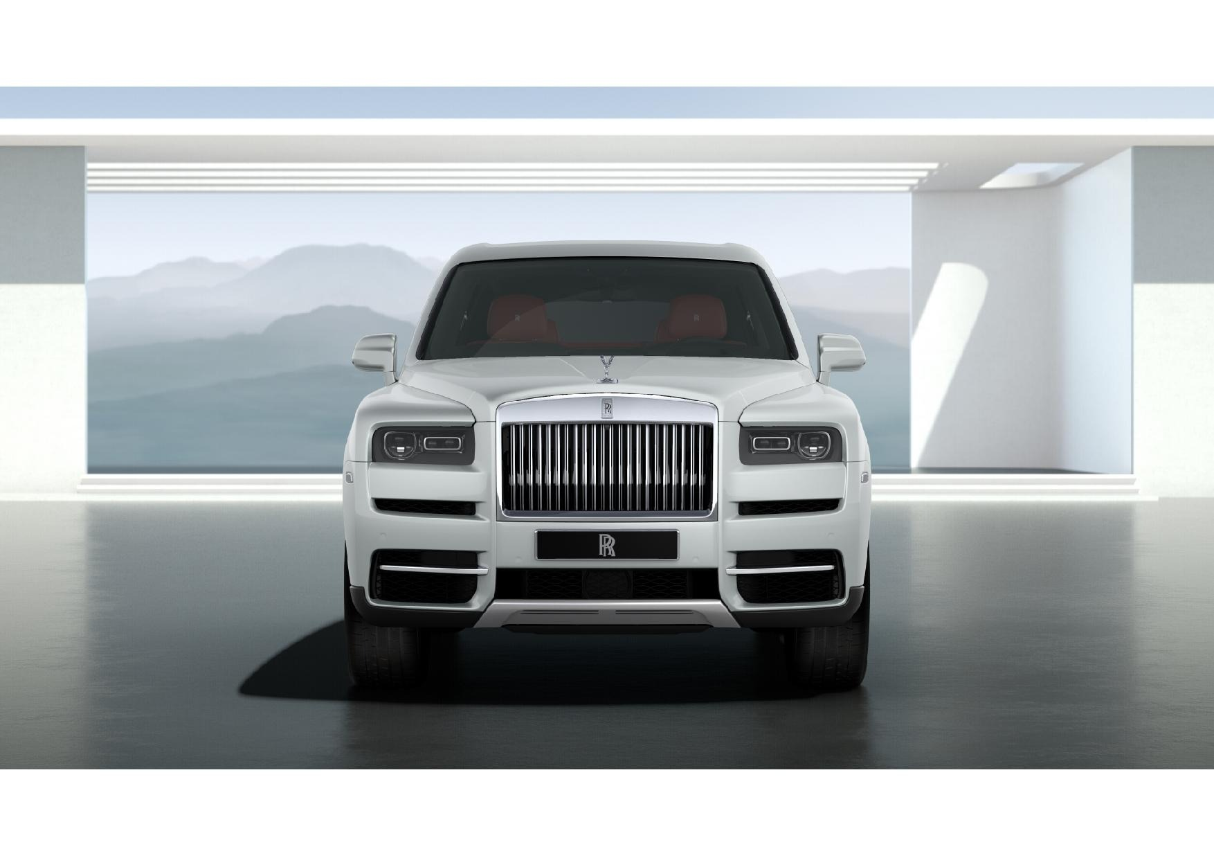 New 2021 Rolls-Royce Cullinan for sale $383,850 at Alfa Romeo of Greenwich in Greenwich CT 06830 1
