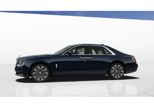New 2021 Rolls-Royce Ghost for sale $382,250 at Alfa Romeo of Greenwich in Greenwich CT 06830 2