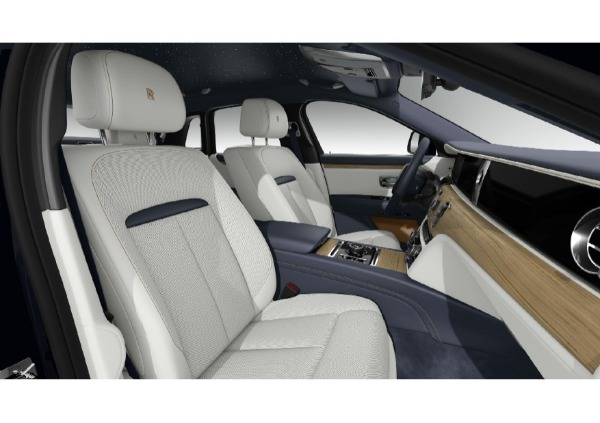 New 2021 Rolls-Royce Ghost for sale $382,250 at Alfa Romeo of Greenwich in Greenwich CT 06830 4