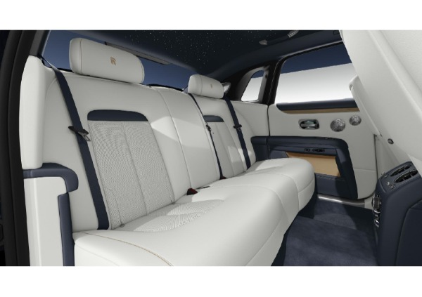 New 2021 Rolls-Royce Ghost for sale $382,250 at Alfa Romeo of Greenwich in Greenwich CT 06830 7