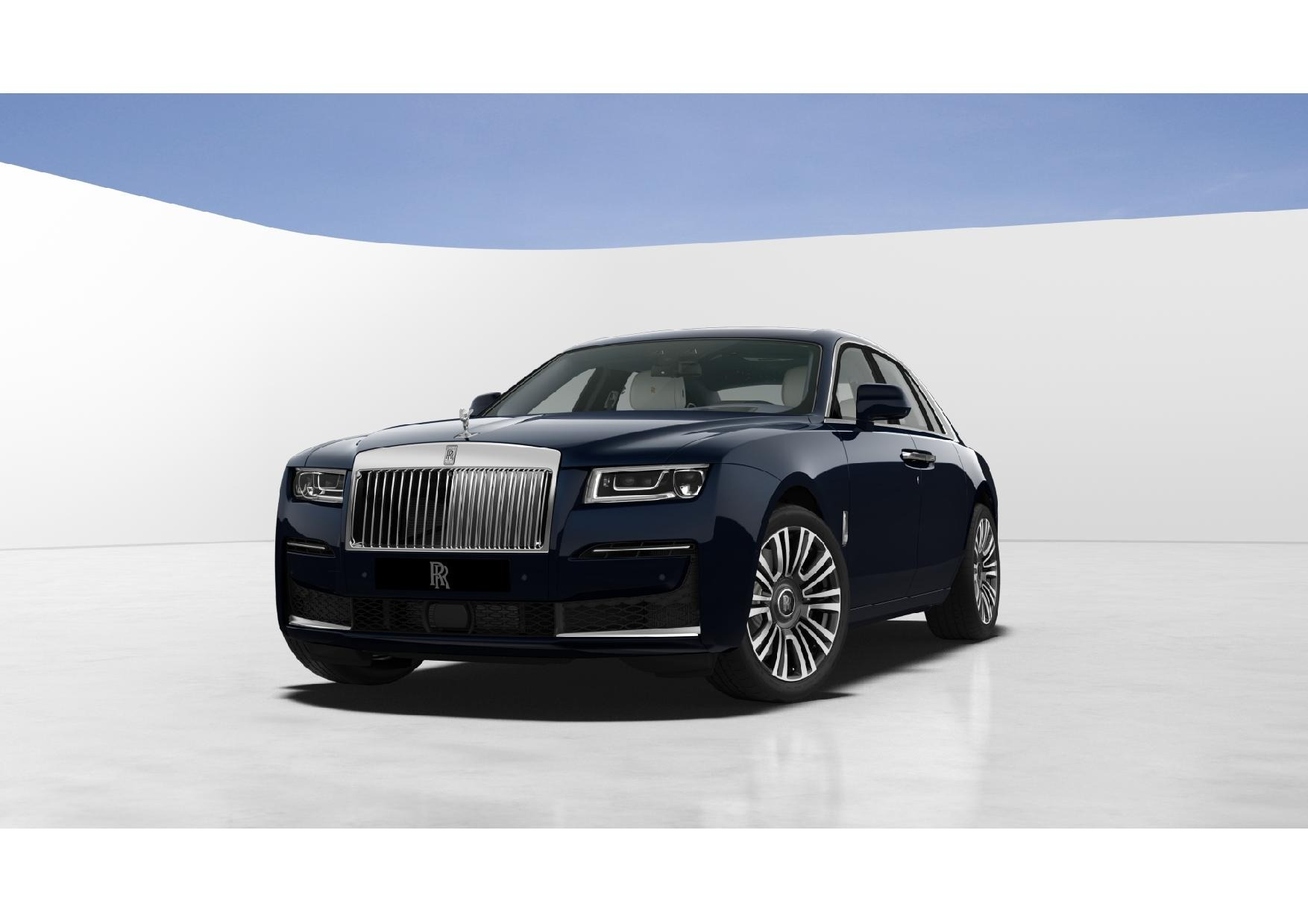 New 2021 Rolls-Royce Ghost for sale $382,250 at Alfa Romeo of Greenwich in Greenwich CT 06830 1