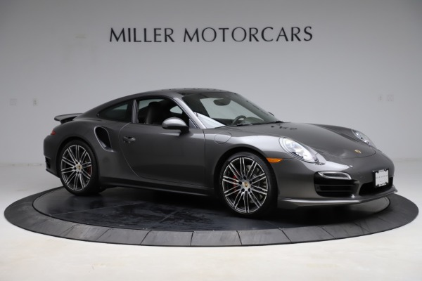 Used 2015 Porsche 911 Turbo for sale $109,900 at Alfa Romeo of Greenwich in Greenwich CT 06830 10