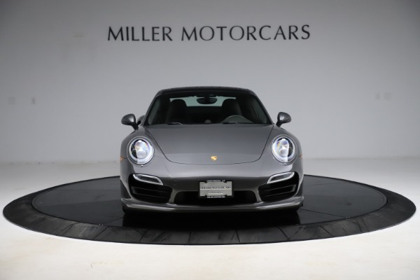 Used 2015 Porsche 911 Turbo for sale $109,900 at Alfa Romeo of Greenwich in Greenwich CT 06830 12