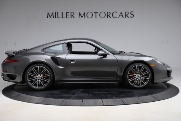 Used 2015 Porsche 911 Turbo for sale $109,900 at Alfa Romeo of Greenwich in Greenwich CT 06830 9