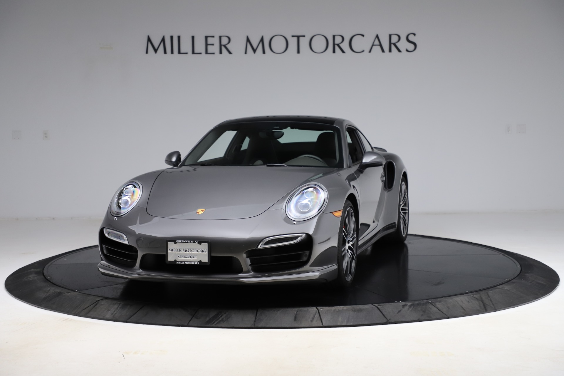 Used 2015 Porsche 911 Turbo for sale $109,900 at Alfa Romeo of Greenwich in Greenwich CT 06830 1