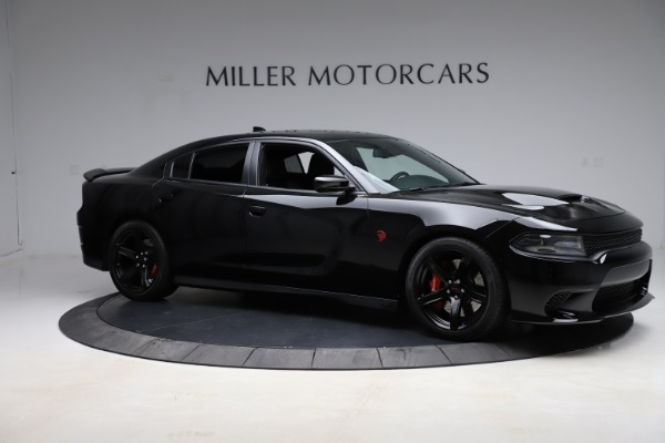 Used 2018 Dodge Charger SRT Hellcat for sale $59,900 at Alfa Romeo of Greenwich in Greenwich CT 06830 10