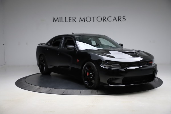 Used 2018 Dodge Charger SRT Hellcat for sale $59,900 at Alfa Romeo of Greenwich in Greenwich CT 06830 11