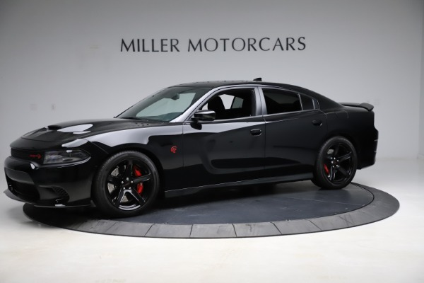 Used 2018 Dodge Charger SRT Hellcat for sale $59,900 at Alfa Romeo of Greenwich in Greenwich CT 06830 2