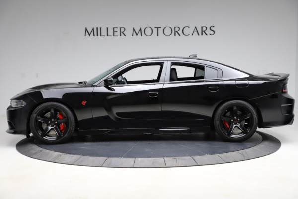 Used 2018 Dodge Charger SRT Hellcat for sale $59,900 at Alfa Romeo of Greenwich in Greenwich CT 06830 3