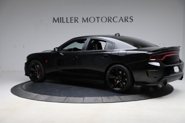 Used 2018 Dodge Charger SRT Hellcat for sale $59,900 at Alfa Romeo of Greenwich in Greenwich CT 06830 4