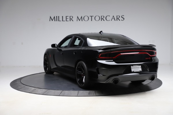 Used 2018 Dodge Charger SRT Hellcat for sale $59,900 at Alfa Romeo of Greenwich in Greenwich CT 06830 5