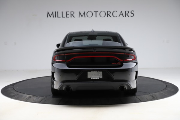 Used 2018 Dodge Charger SRT Hellcat for sale $59,900 at Alfa Romeo of Greenwich in Greenwich CT 06830 6