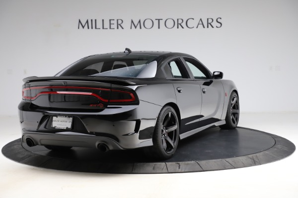 Used 2018 Dodge Charger SRT Hellcat for sale $59,900 at Alfa Romeo of Greenwich in Greenwich CT 06830 7