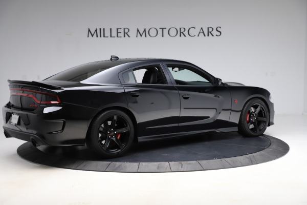 Used 2018 Dodge Charger SRT Hellcat for sale $59,900 at Alfa Romeo of Greenwich in Greenwich CT 06830 8