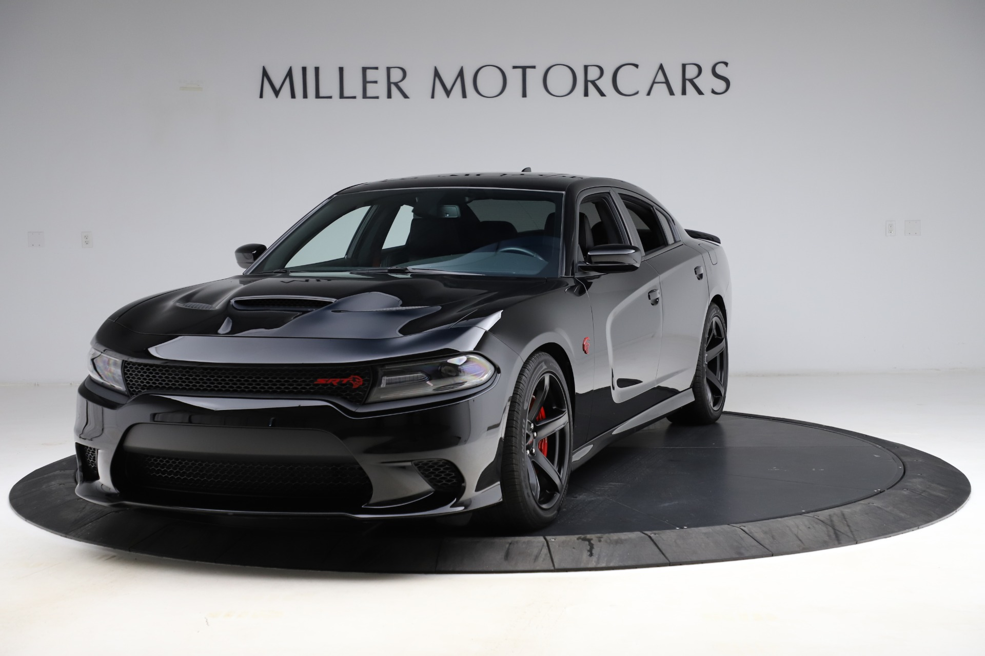 Used 2018 Dodge Charger SRT Hellcat for sale $59,900 at Alfa Romeo of Greenwich in Greenwich CT 06830 1