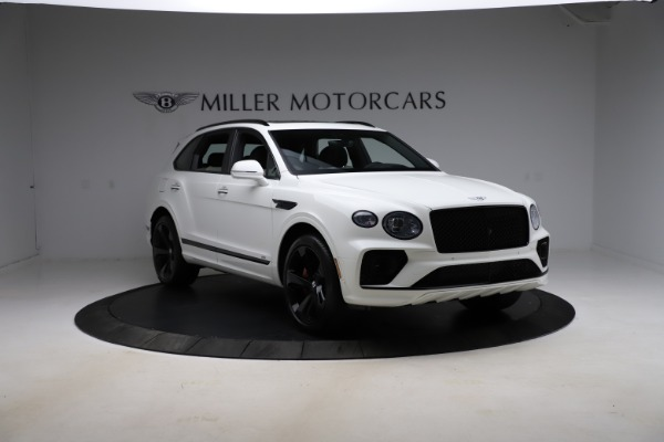 New 2021 Bentley Bentayga V8 for sale Call for price at Alfa Romeo of Greenwich in Greenwich CT 06830 11