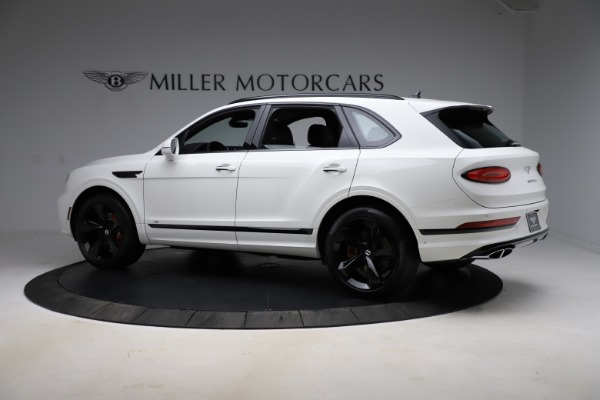 New 2021 Bentley Bentayga V8 for sale Call for price at Alfa Romeo of Greenwich in Greenwich CT 06830 4