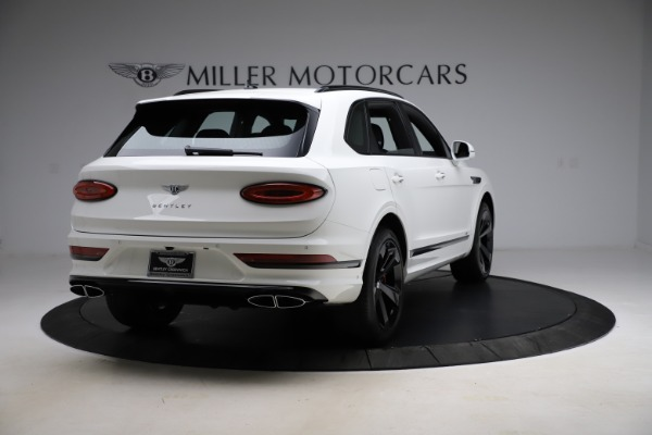 New 2021 Bentley Bentayga V8 for sale Call for price at Alfa Romeo of Greenwich in Greenwich CT 06830 7