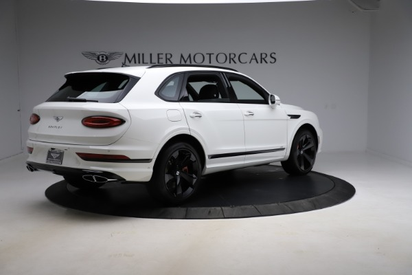 New 2021 Bentley Bentayga V8 for sale Call for price at Alfa Romeo of Greenwich in Greenwich CT 06830 8