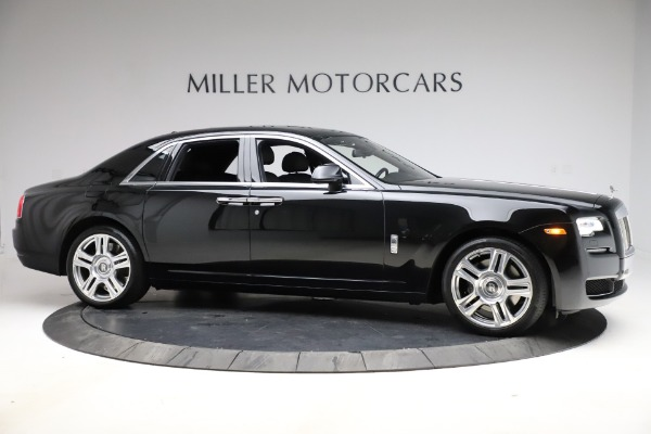 Used 2016 Rolls-Royce Ghost for sale $165,900 at Alfa Romeo of Greenwich in Greenwich CT 06830 10