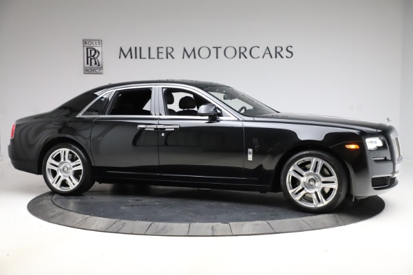 Used 2016 Rolls-Royce Ghost for sale $165,900 at Alfa Romeo of Greenwich in Greenwich CT 06830 11