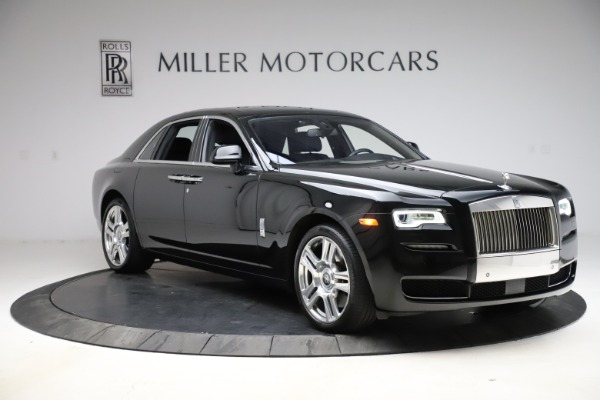 Used 2016 Rolls-Royce Ghost for sale $165,900 at Alfa Romeo of Greenwich in Greenwich CT 06830 12