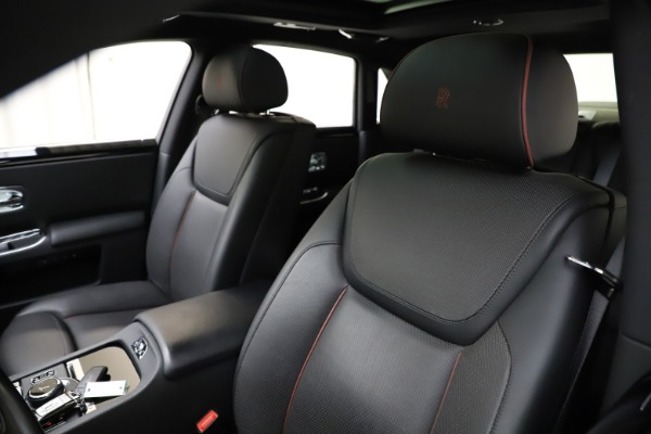 Used 2016 Rolls-Royce Ghost for sale $165,900 at Alfa Romeo of Greenwich in Greenwich CT 06830 15
