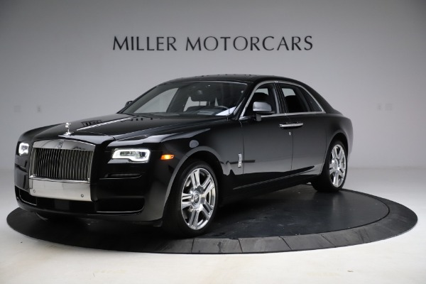 Used 2016 Rolls-Royce Ghost for sale $165,900 at Alfa Romeo of Greenwich in Greenwich CT 06830 2