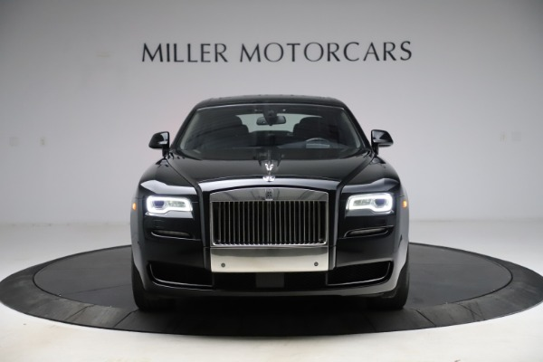 Used 2016 Rolls-Royce Ghost for sale $165,900 at Alfa Romeo of Greenwich in Greenwich CT 06830 3