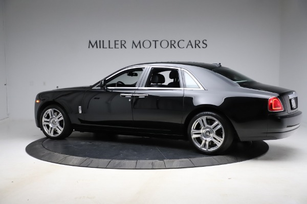 Used 2016 Rolls-Royce Ghost for sale $165,900 at Alfa Romeo of Greenwich in Greenwich CT 06830 5