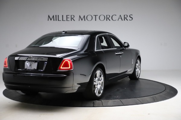 Used 2016 Rolls-Royce Ghost for sale $165,900 at Alfa Romeo of Greenwich in Greenwich CT 06830 7