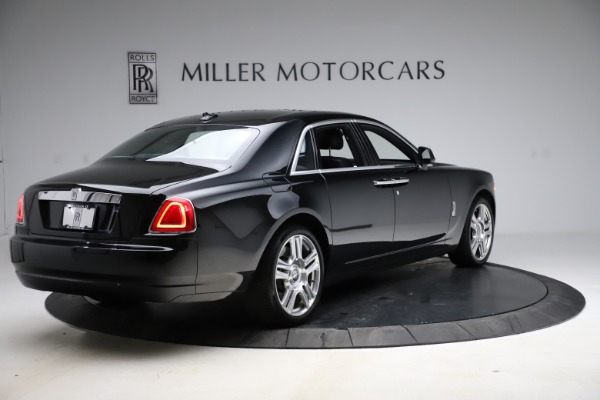 Used 2016 Rolls-Royce Ghost for sale $165,900 at Alfa Romeo of Greenwich in Greenwich CT 06830 9