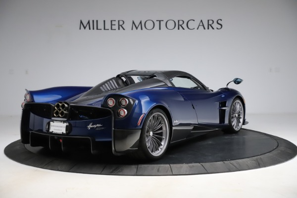 Used 2017 Pagani Huayra Roadster for sale Call for price at Alfa Romeo of Greenwich in Greenwich CT 06830 18