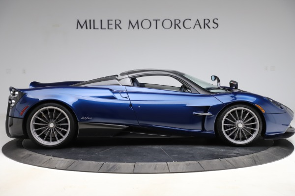 Used 2017 Pagani Huayra Roadster for sale Call for price at Alfa Romeo of Greenwich in Greenwich CT 06830 19